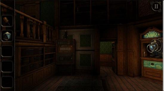 逃生室隐藏之谜
