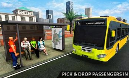 城市公交车驾驶安卓版