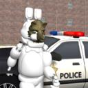 白套灰狼脸拉斯维加斯警察 1.1