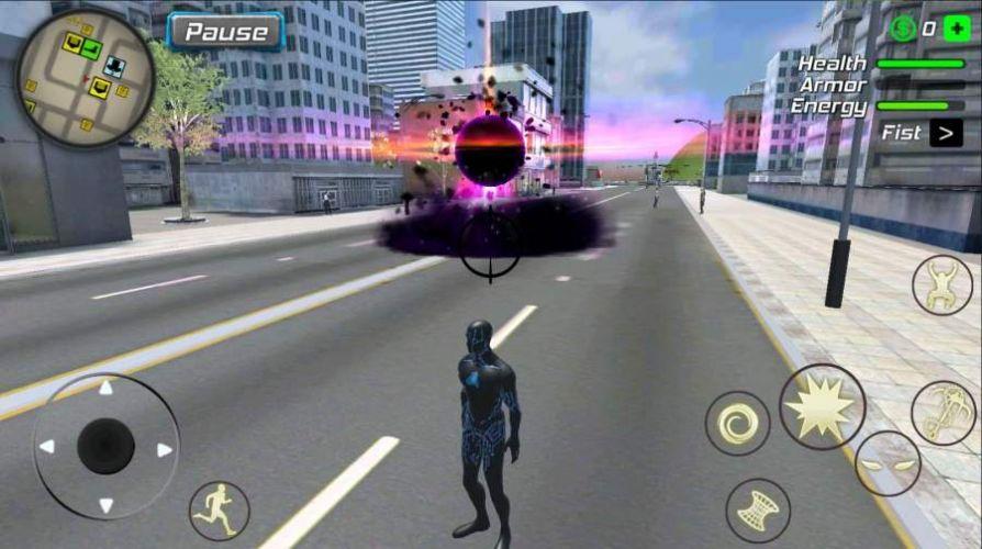 黑洞英雄拉斯维加斯飞侠