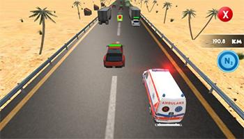 模拟汽车游戏